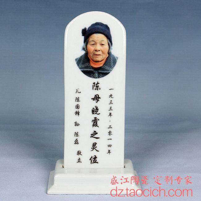 瓷像定制样品展示 景德镇盛江陶瓷