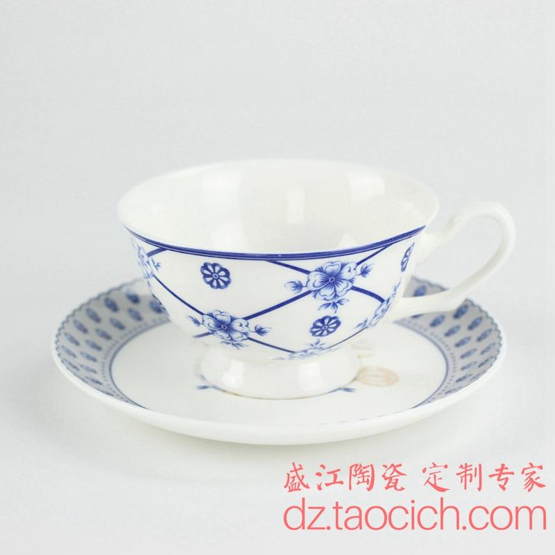茶具定制成功案例 景德镇盛江陶瓷
