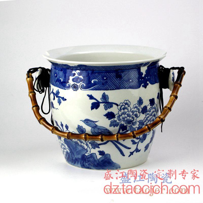陶瓷罐定制成功案例 景德镇盛江陶瓷