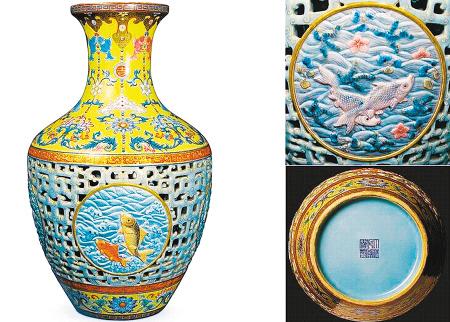 """011年至今历年10件高价瓷器拍卖记录——赏析"""""""