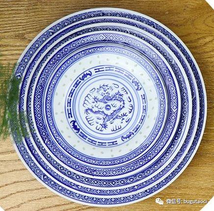 带领中国陶瓷工业的景德镇十大瓷厂极其代表作之—— 盛江陶瓷仿古玲珑瓷