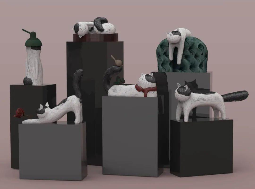 线上毕业展|景德镇陶瓷大学2020届雕塑、陶艺专业优秀作品